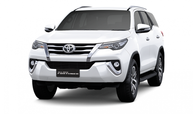 Toyota All New Fortuner - Azzam Auto Rental Padang